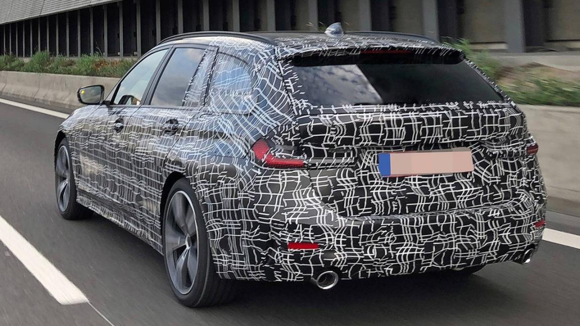 BMW 3 серии sports wagon