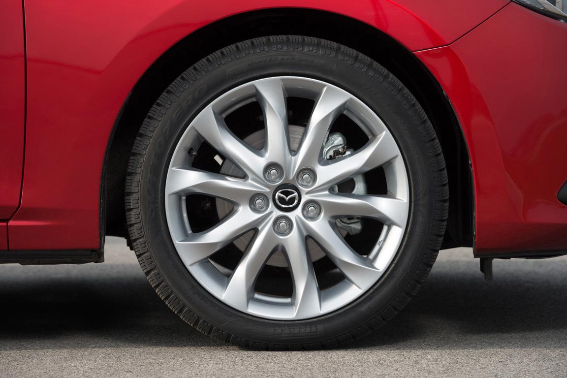 Mazda3: C верой в победу