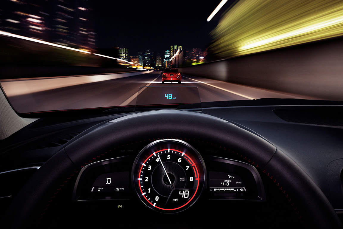 Mazda3 sedan (2013)