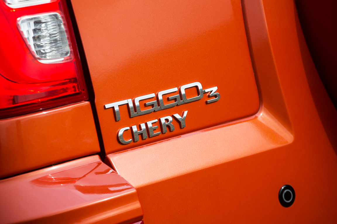 Chery Tiggo 3: Метаморфозы