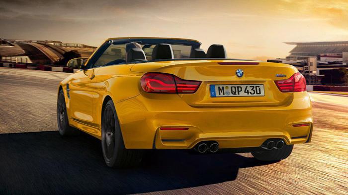 BMW M4 30 Jahre