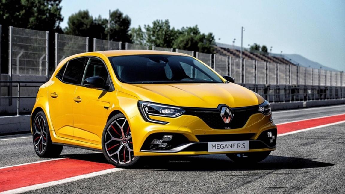 Renault Megan RS Trophy