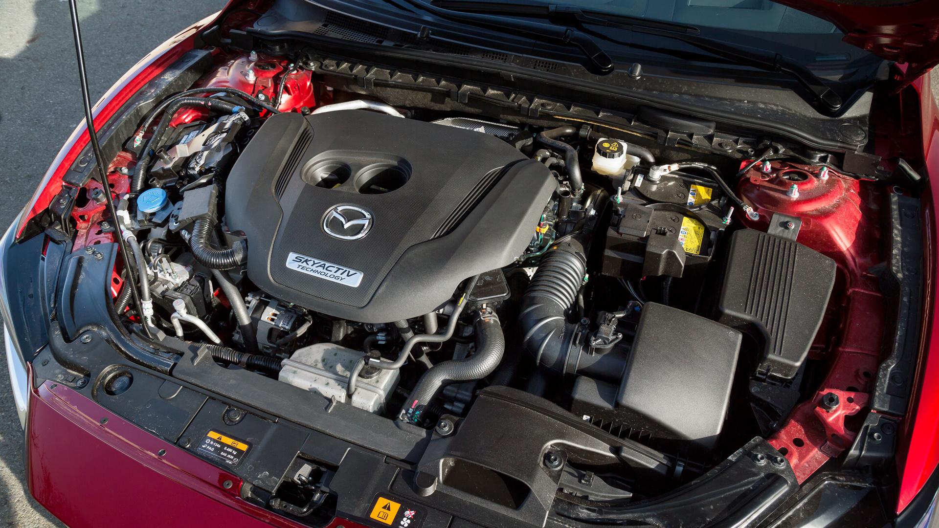 Mazda 6 2019