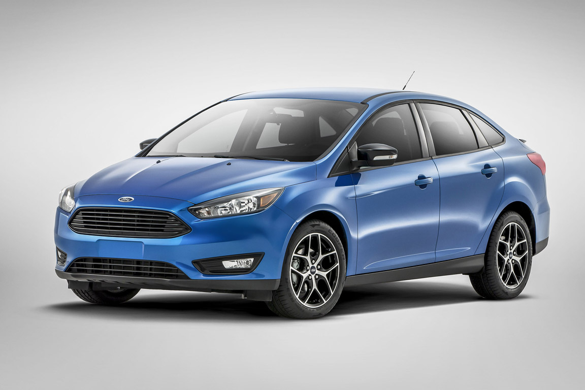 Ford Focus Sedan (2015)