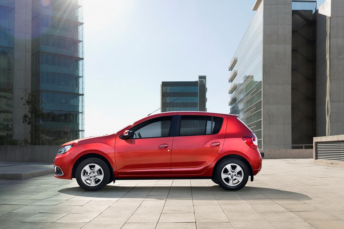 Renault Sandero: Всем хорош