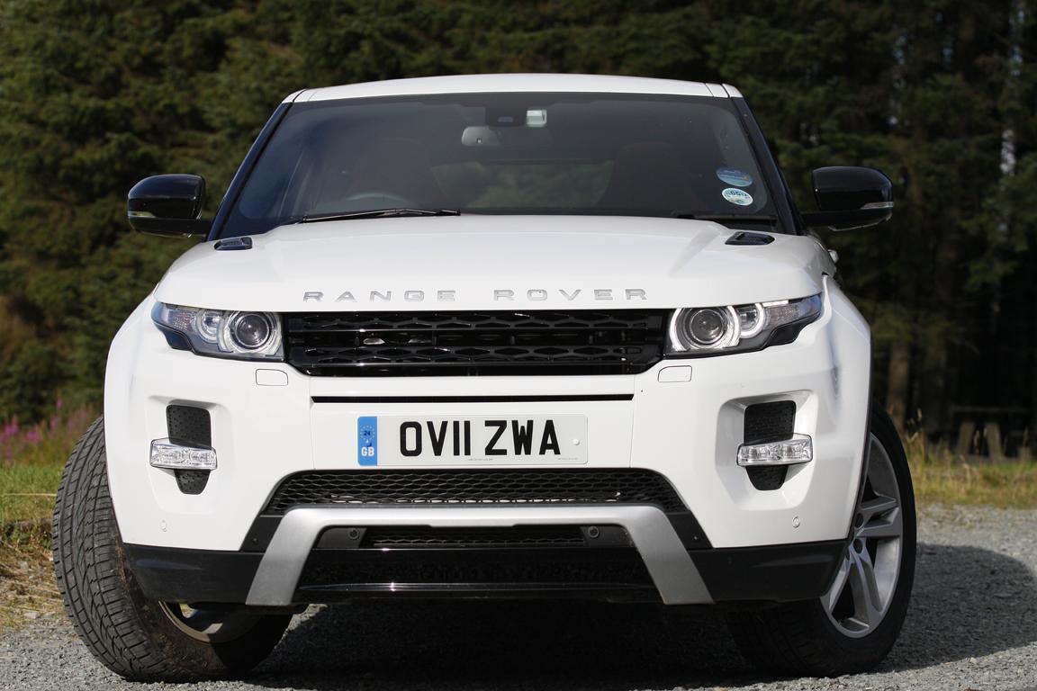 Range Rover Evoque: Ливерпульский денди