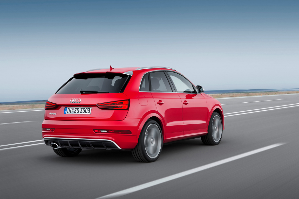 Audi RS Q3 2014