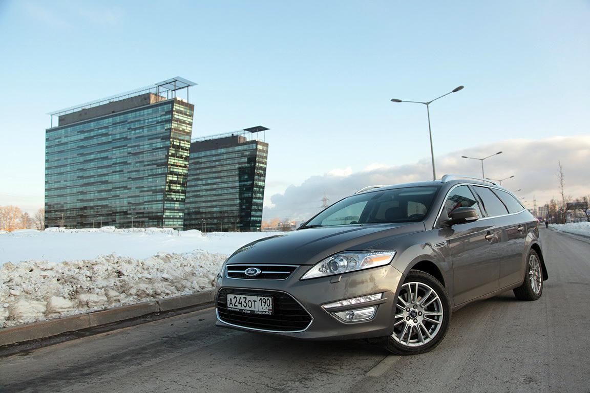 Ford Mondeo: универсальное решение