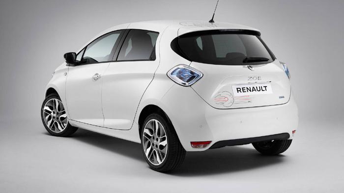 Renault Zoe Star Wars