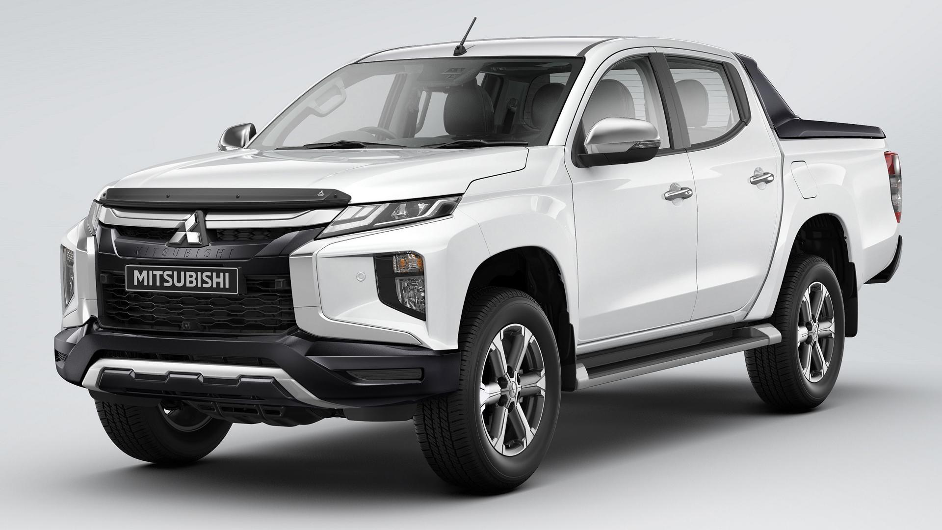 Mitsubishi L200 2019 в России