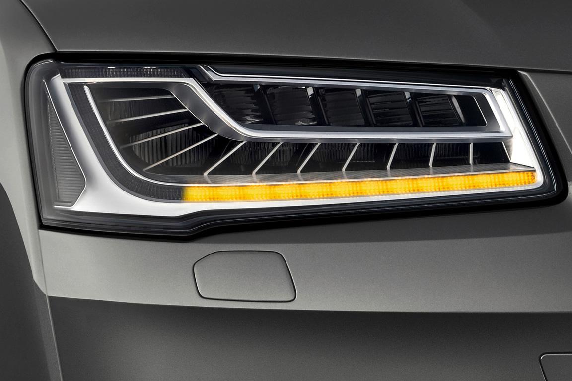 Audi A8 2013 D4 Рестайлинг