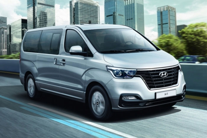 Обновленный Hyundai H-1
