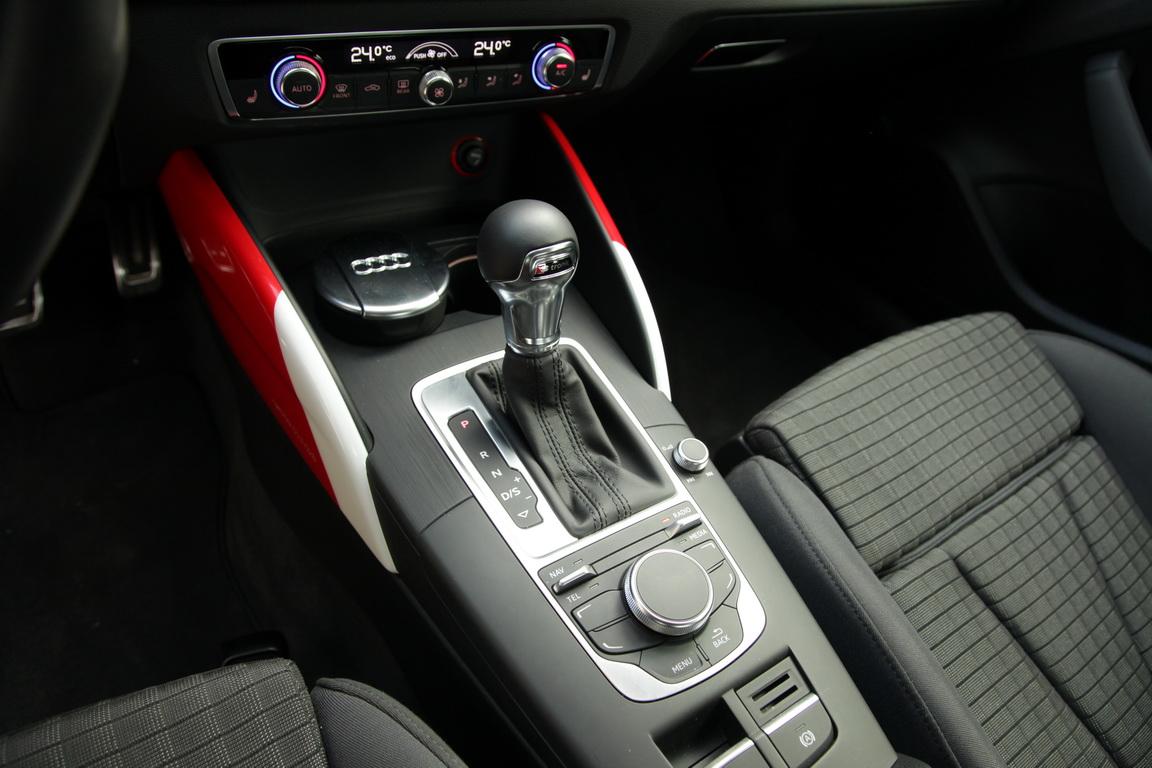 Audi A3 Sedan: один в своем роде