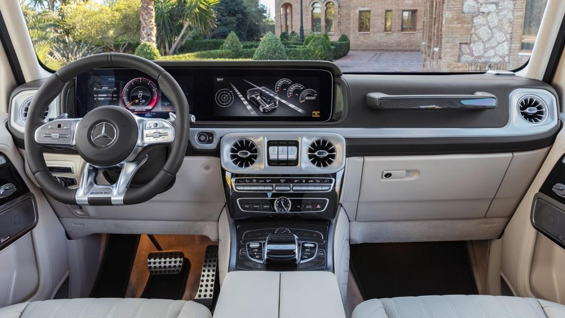 Mercedes-Benz G 63 AMG 2018