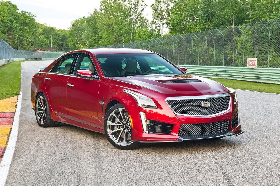 Cadillac CTC-V