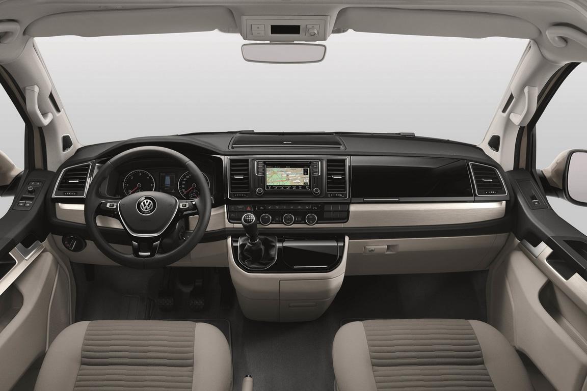 Volkswagen California T6 2016