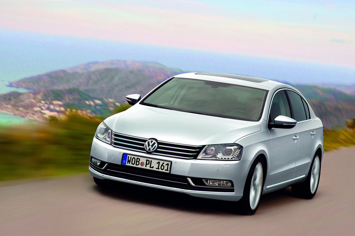 Volkswagen-Passat 2011