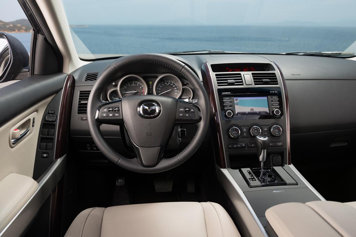 Mazda CX-9: Большой и красивый