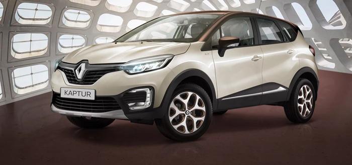 Renault Kaptur Exrteme