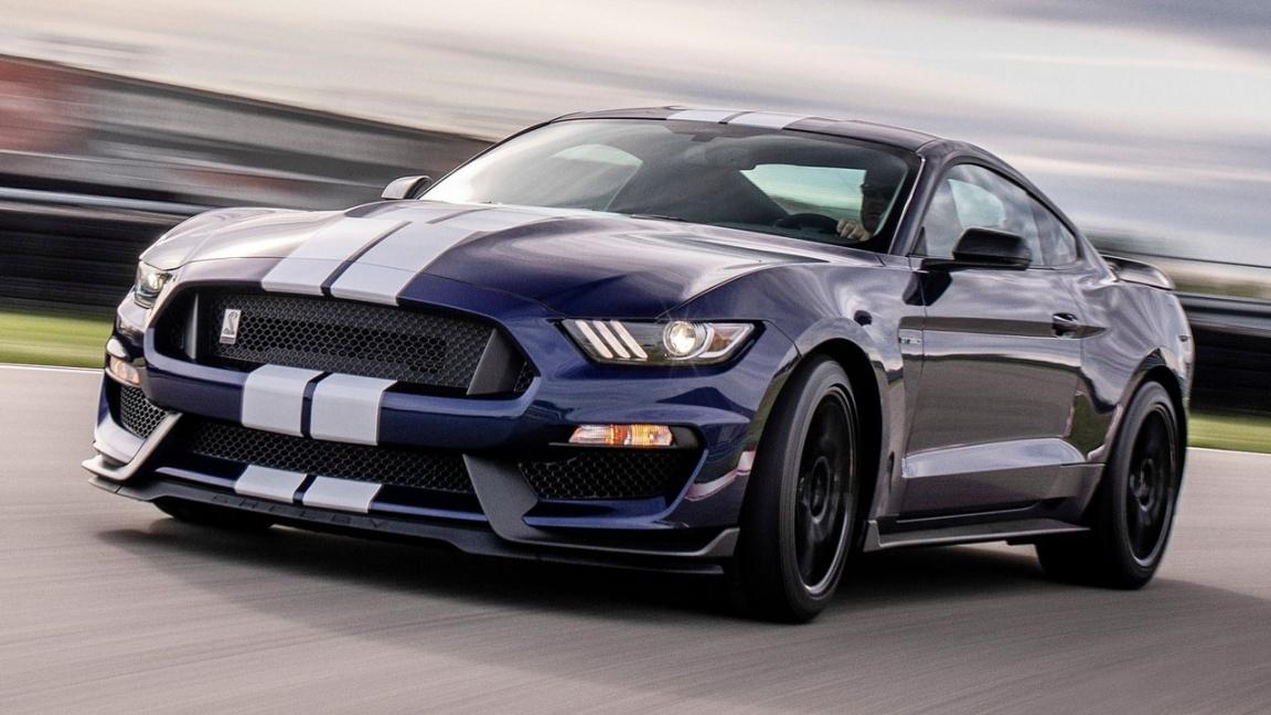 Обновленный Ford Shelby Mustang GT350 2019