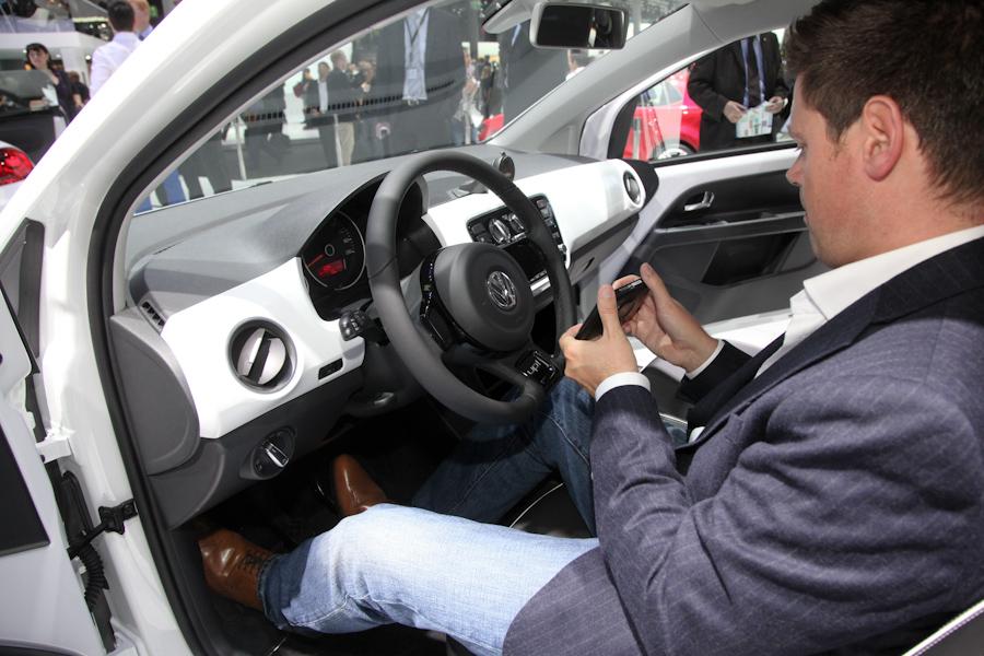 Франкфуртский автосалон 2011