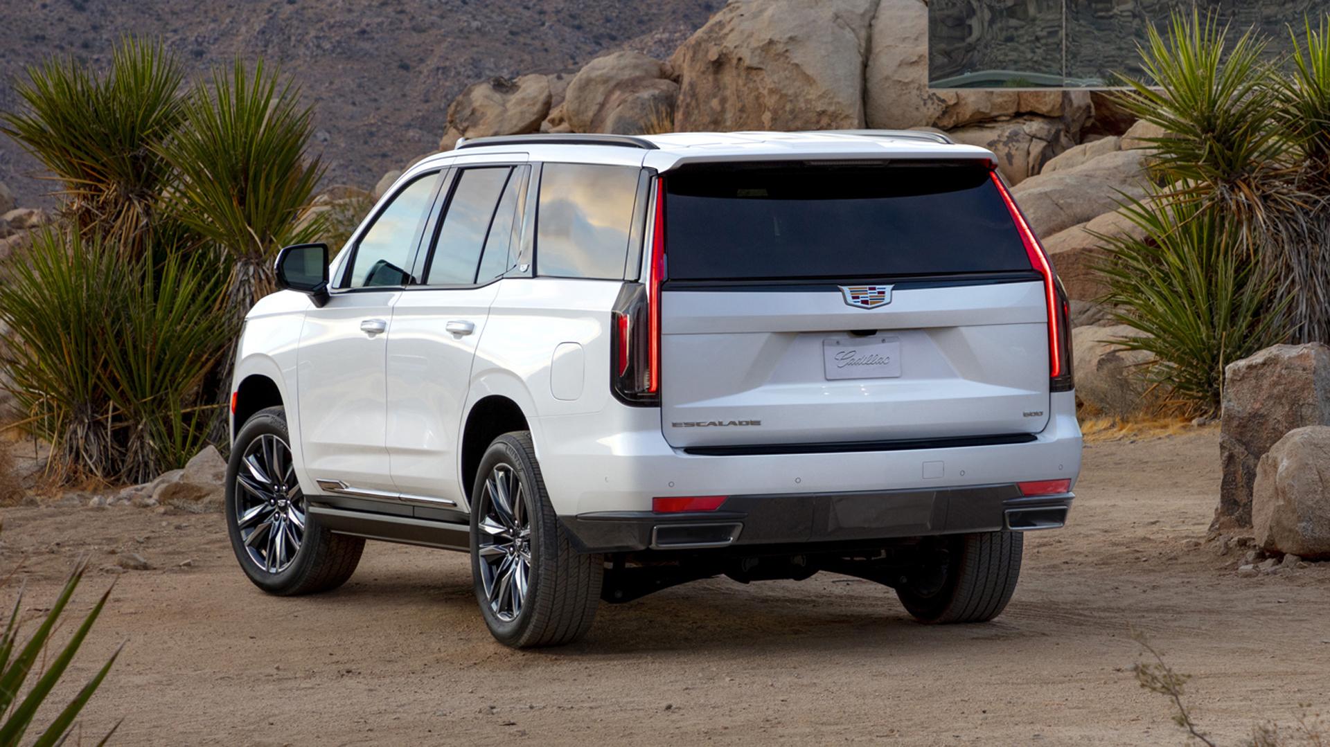 Cadillac Escalade Sport 2020