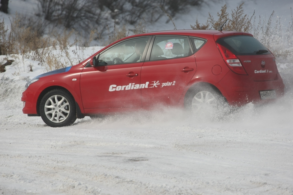 Cordiant Polar 2 – испытано холодом