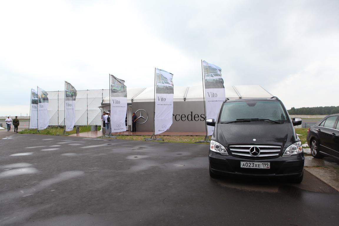 Mercedes-Benz Vito: Настоящий волшебник