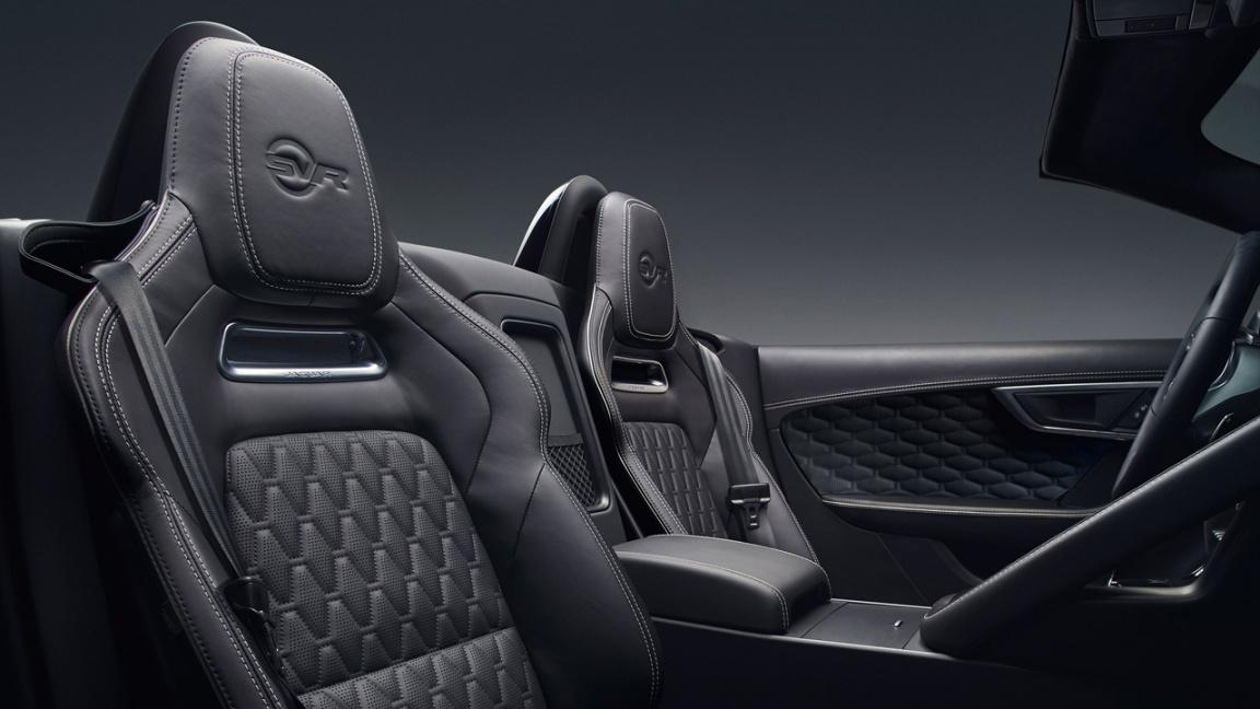 Jaguar F-Type Convertible 2017