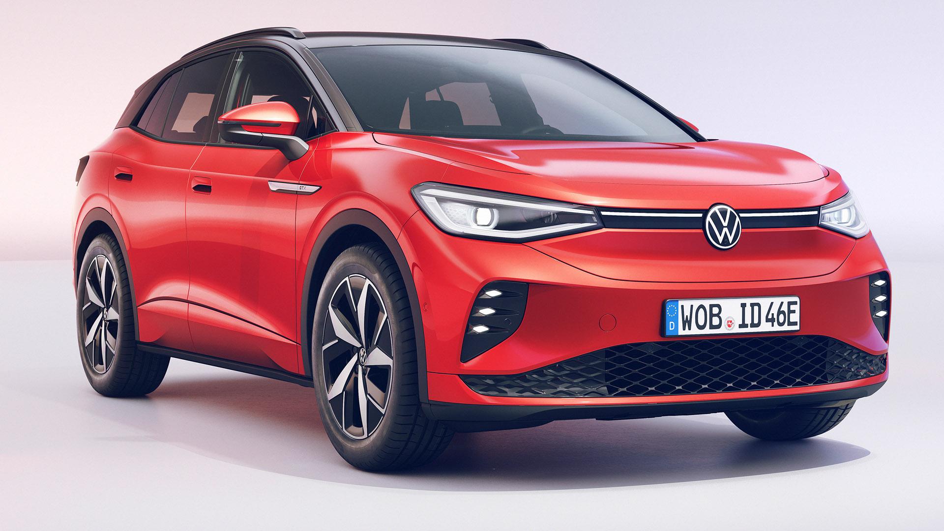 Volkswagen ID,4 GTX