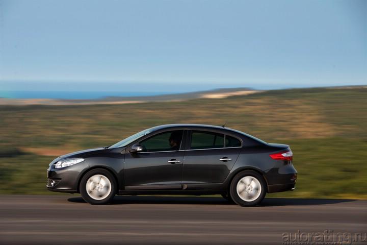 Тест-драйв Renault Fluence: долгожданная красота