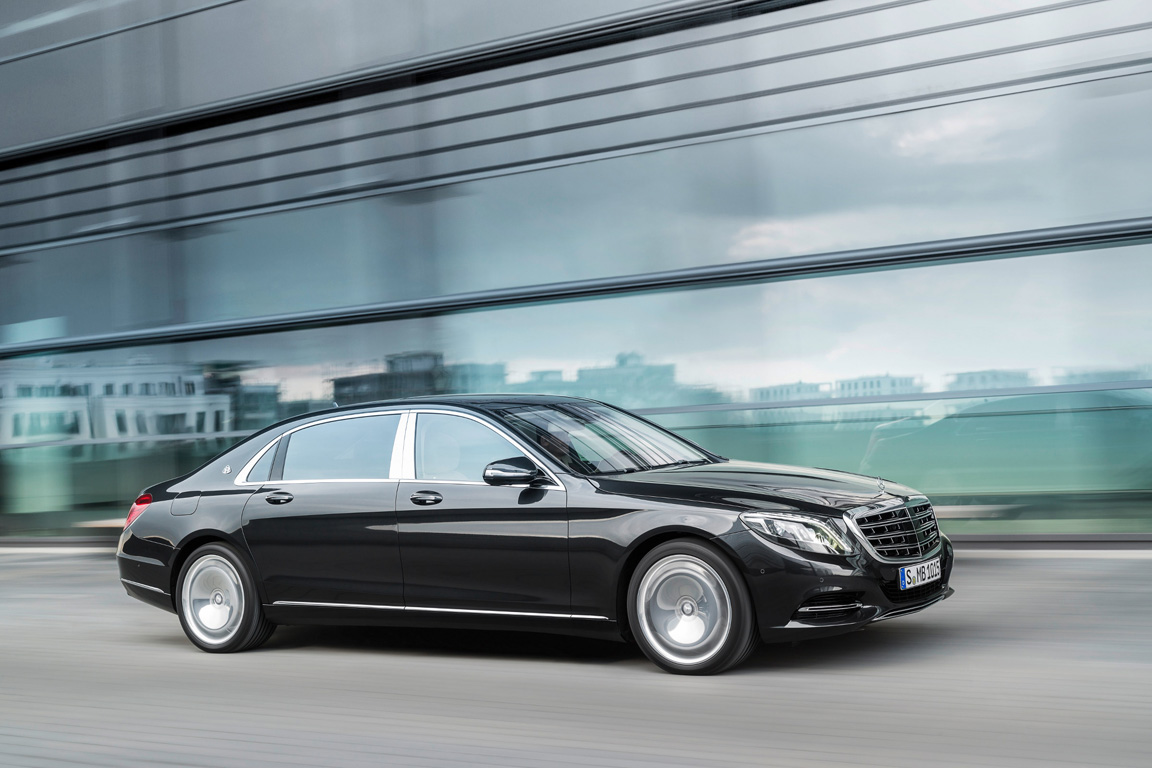 Mercedes-Benz Maybach S-class 2014 w222