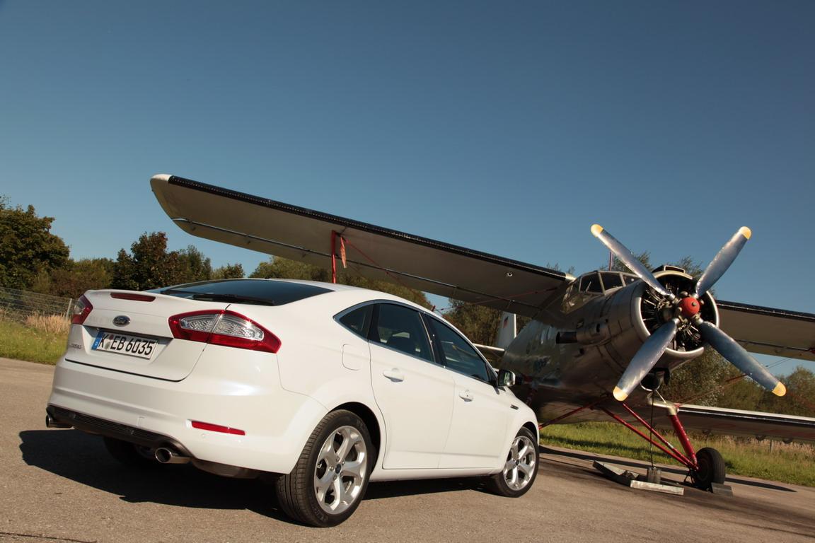 Ford Mondeo: новый этап эволюции
