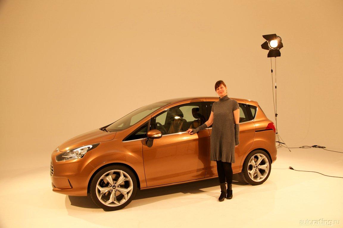 Ford B-Max / Форд Би-Макс