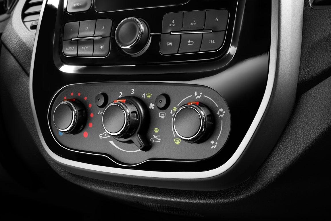 Renault Kaptur Блок кондиционера