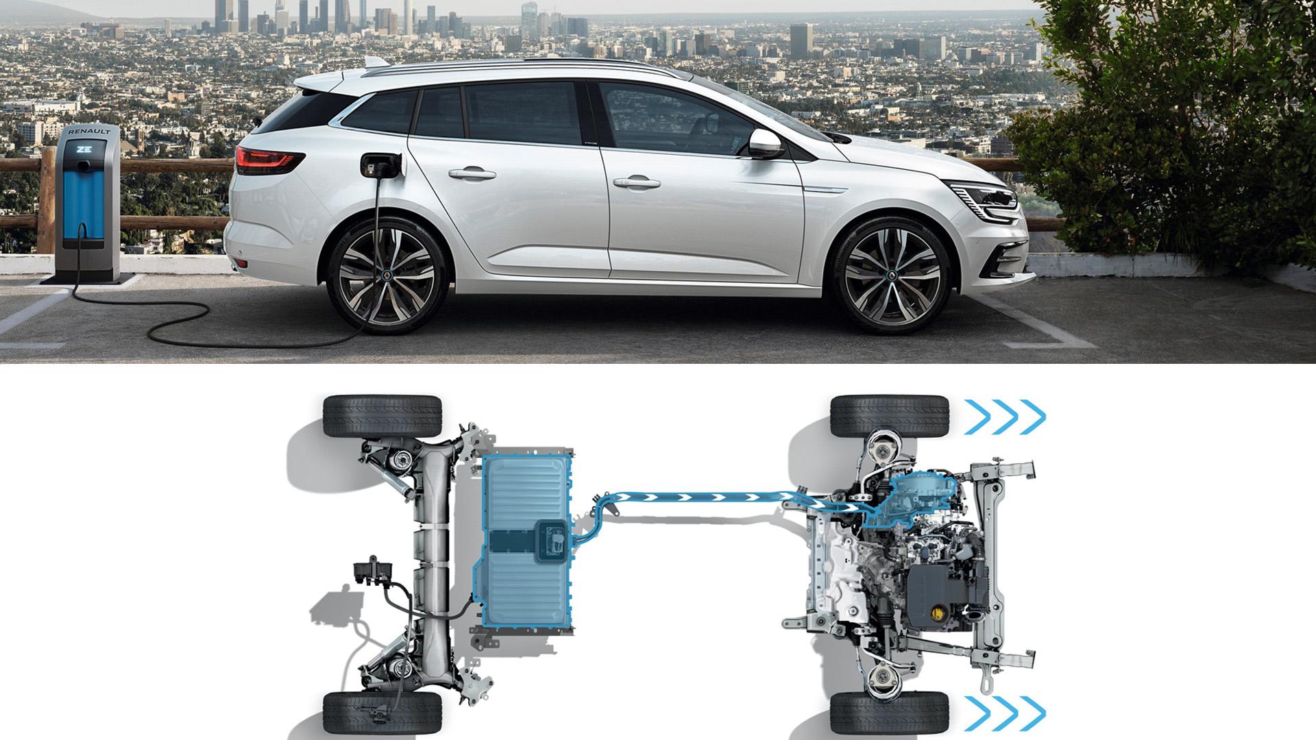 Renault MEGANE E-Tech Plug-in