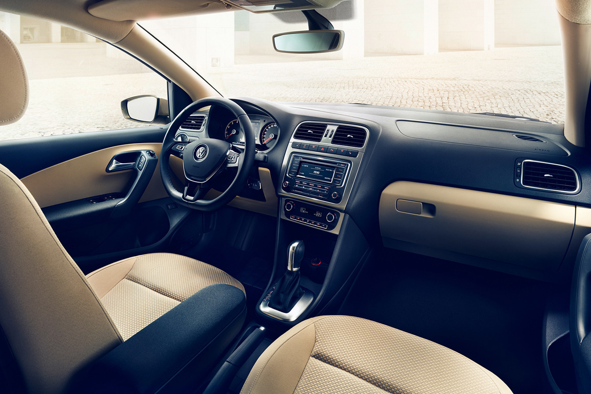 Volkswagen Polo 2015
