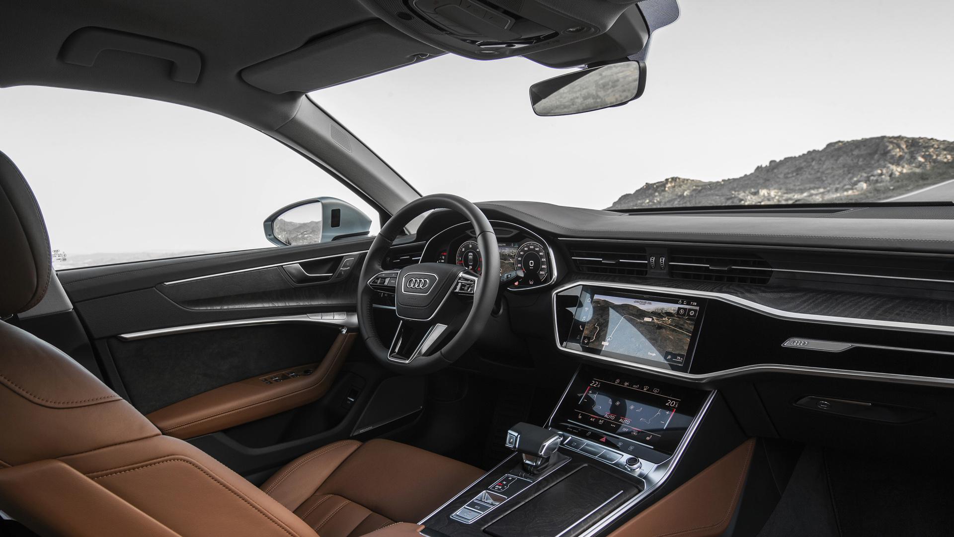 Audi A6 40 TFSI