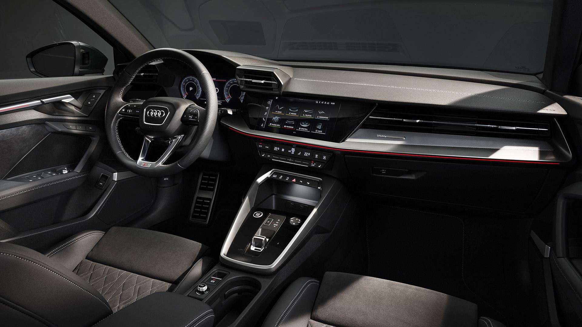 Audi A3 седан 2021