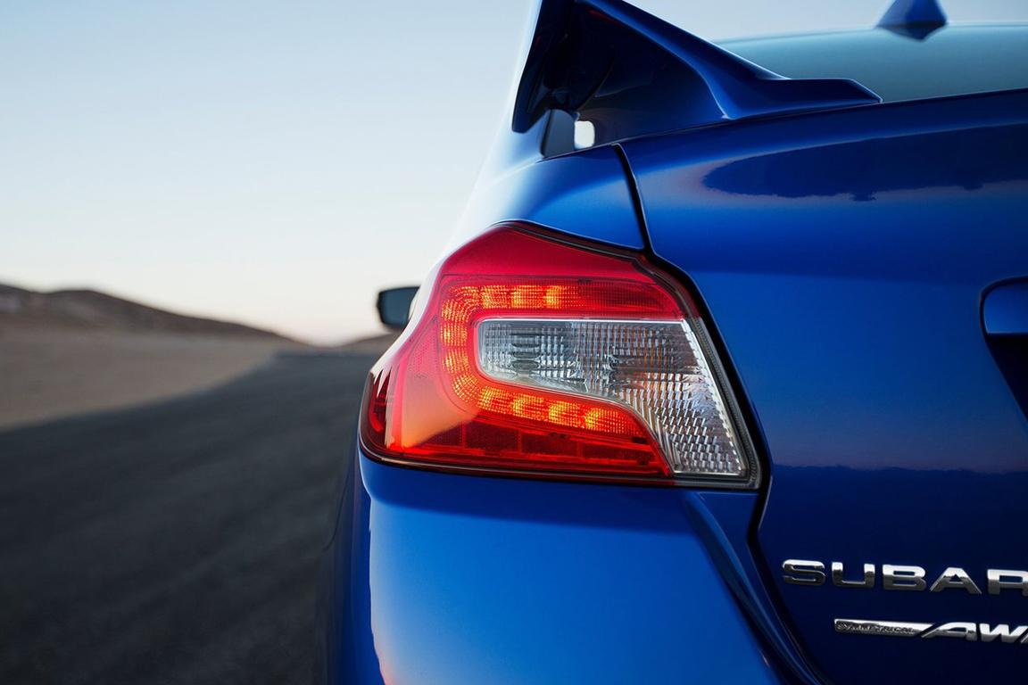 Subaru WRX STI 2014