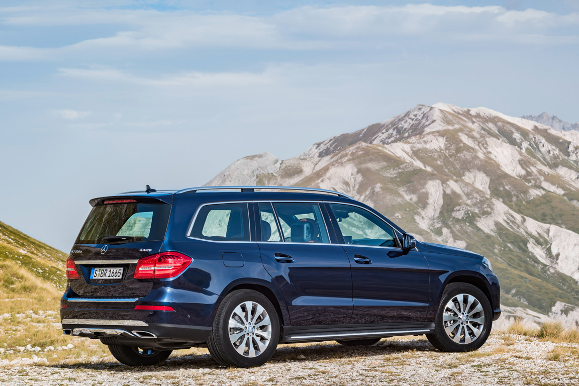 Mercedes-Benz GLS 2015
