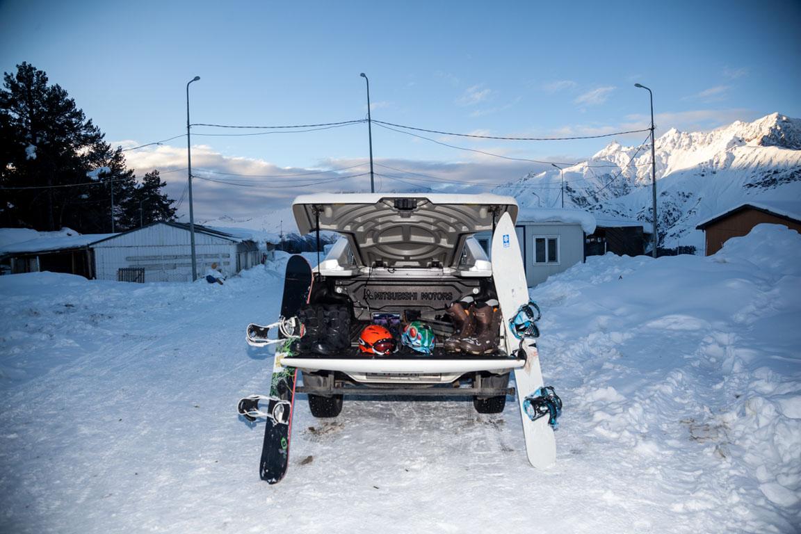 6000 км на L200 – до Нового Года и обратно