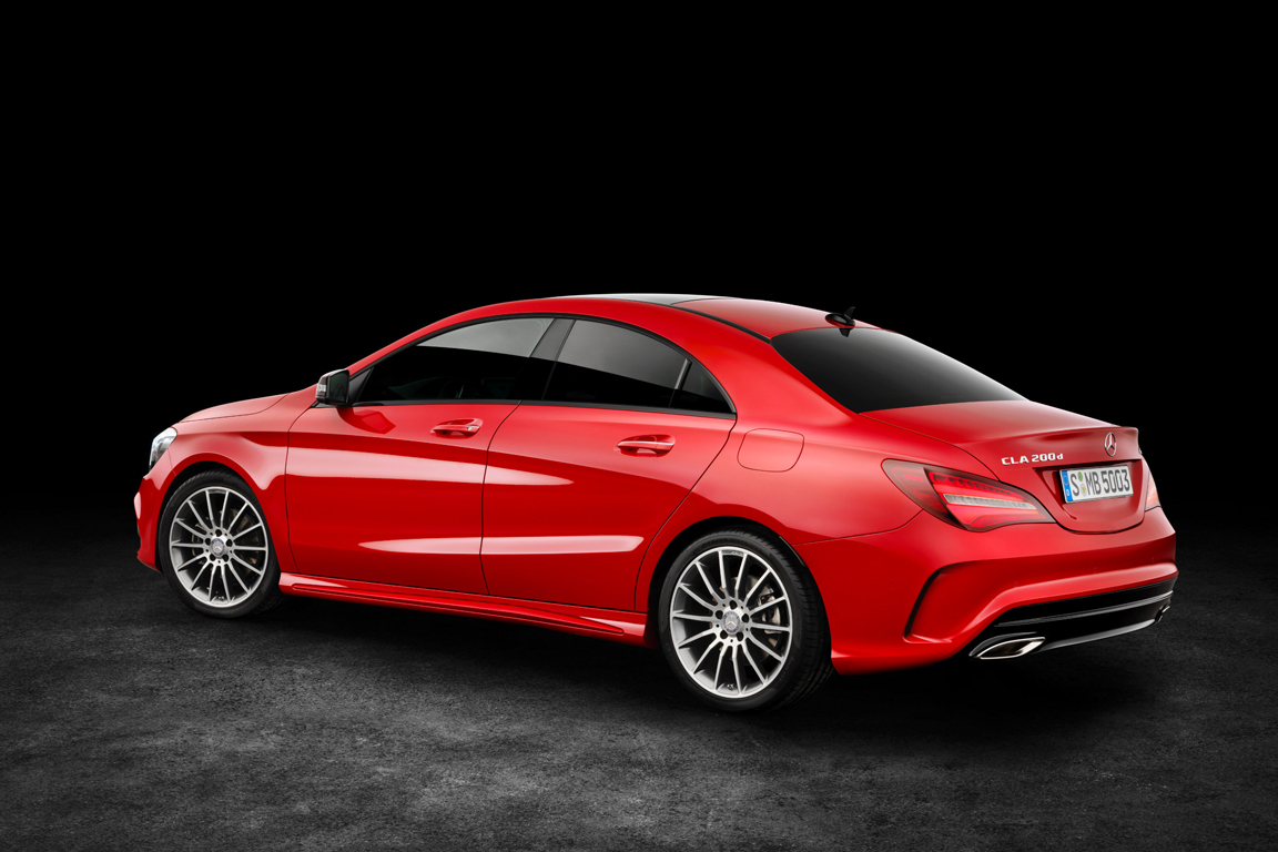 Mercedes-Benz CLA 2016