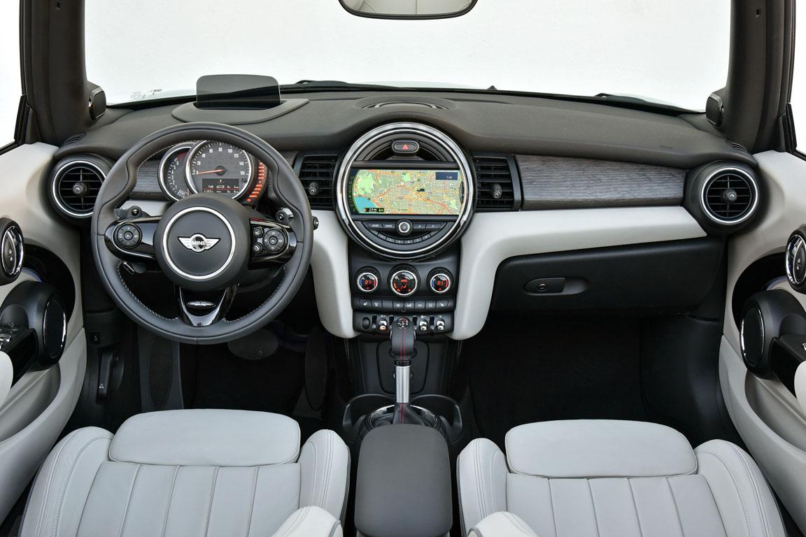MINI Cooper S Cabrio