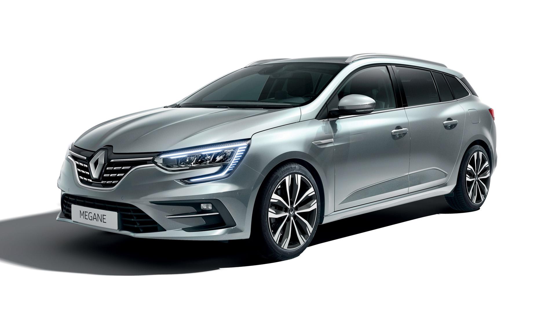Renault MEGANE 2020