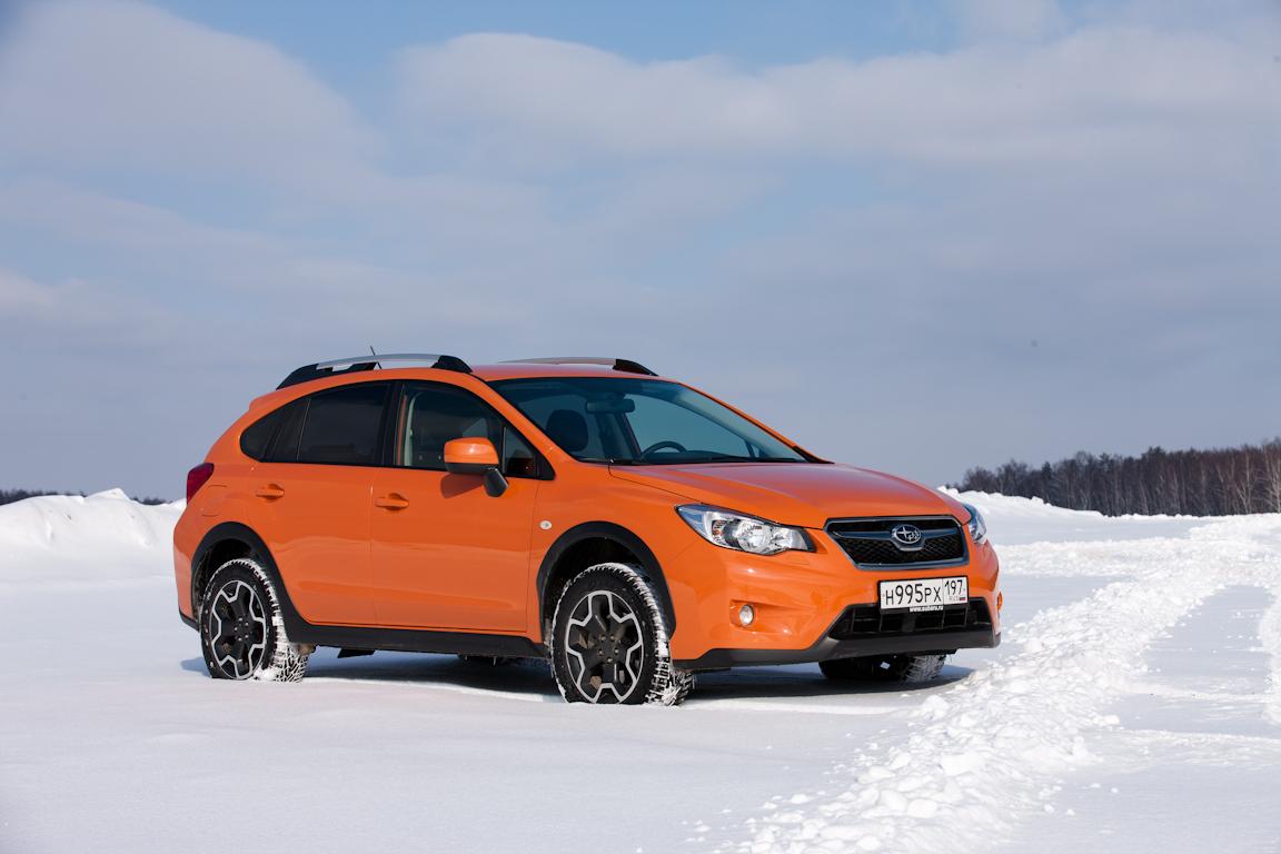 Subaru XV: Новый по сути, знакомый по духу