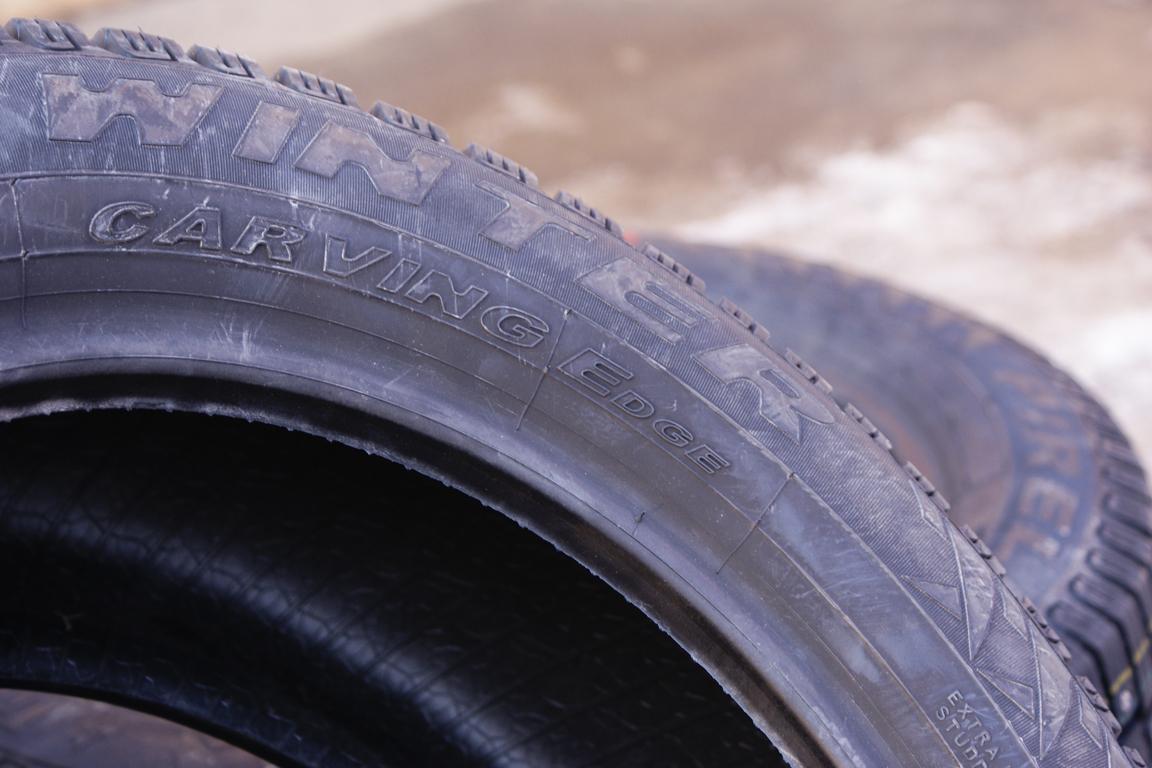 Pirelli Carving Edge: Шипами по русской зиме