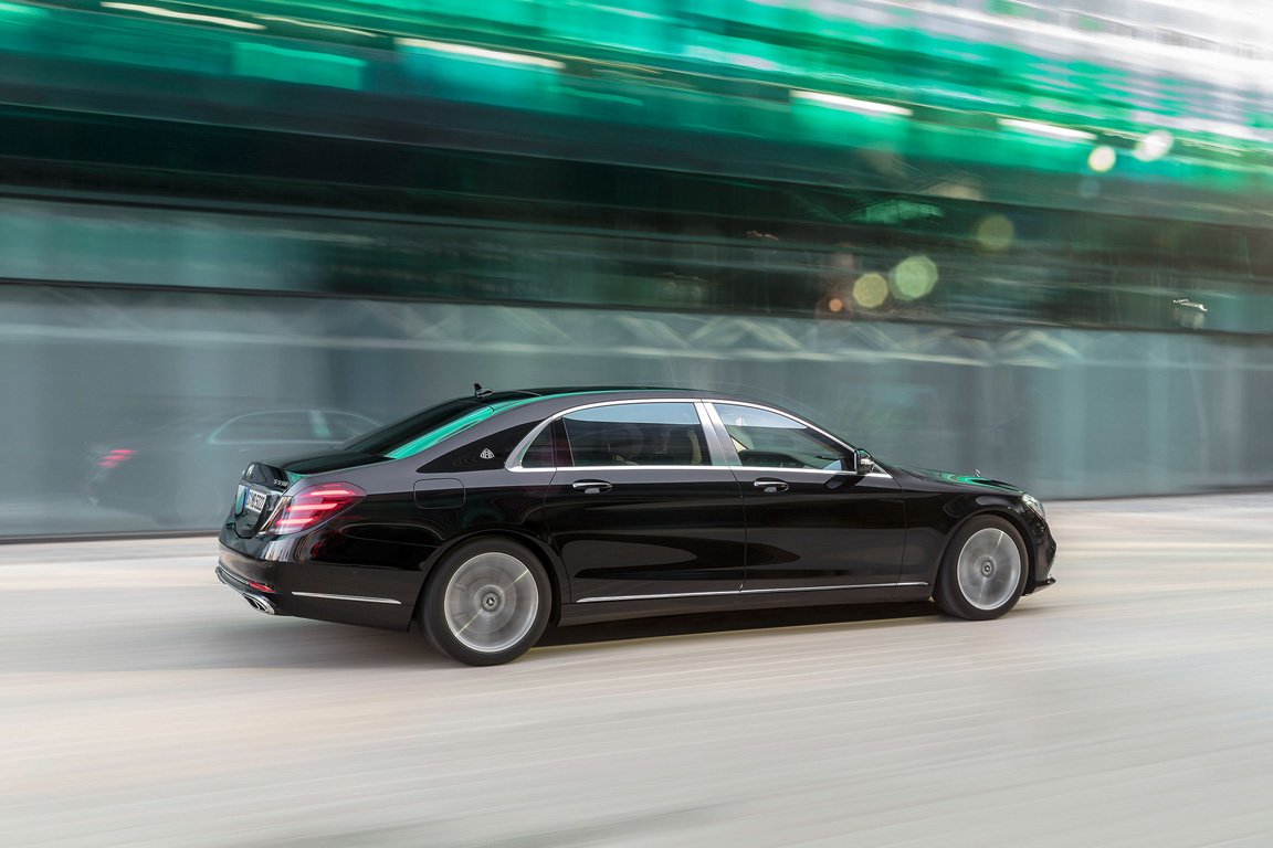 Mercedes-Benz Maybach 2017