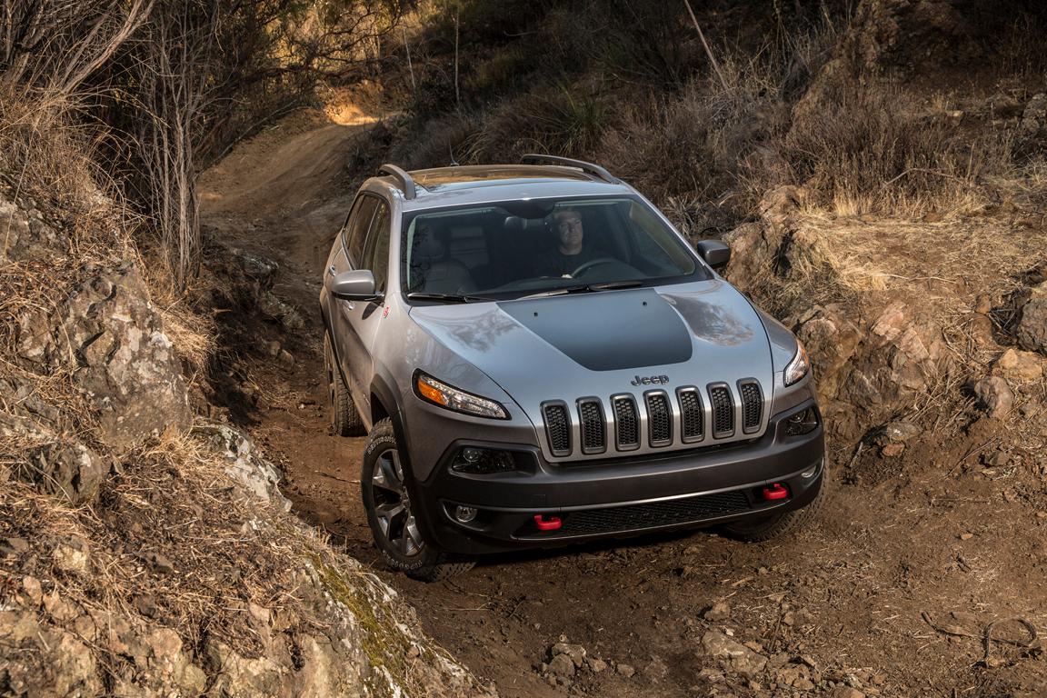 Jeep Cherokee (2014)