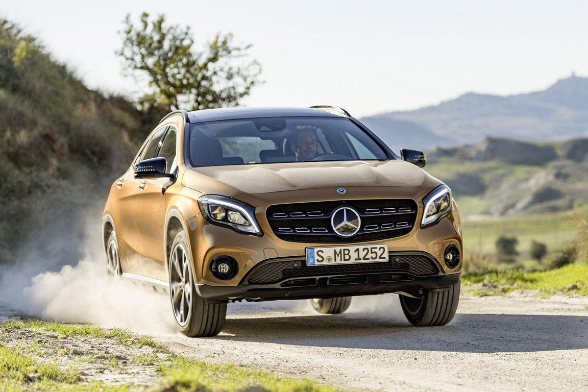 Mercedes-Benz GLA 2017